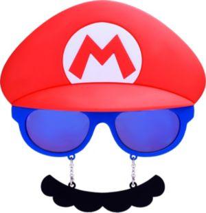 Mario Sun-Staches - Super Mario Brothers