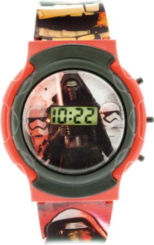 Stormtroopers & Kylo Ren Watch – Star Wars 7 The Force Awakens