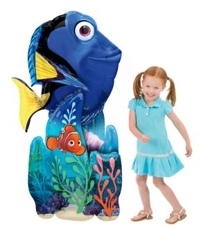 Finding Dory Balloon - Giant Gliding