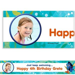 Custom Finding Dory Photo Banner
