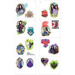 Disney Descendants Tattoos 1 Sheet