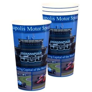 Indy 500 Cups 4ct
