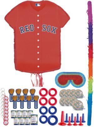 Boston Red Sox Pinata Kit with Favors