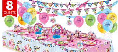 Shopkins Super Party Kit for 8 Guests