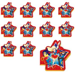 DC Super Hero Girls Notepads 24ct