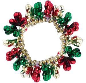 Holiday Bead Bracelet