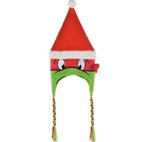 Child Christmas Raphael Peruvian Hat - Teenage Mutant Ninja Turtles