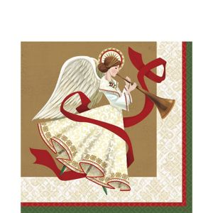 Holiday Spirit Lunch Napkins 16ct