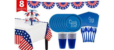 Democrat Super Party Kit