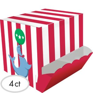 Carnival Treat Boxes 4ct