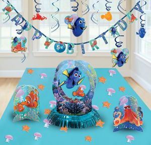 Finding Dory Decorations Kit