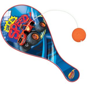 Blaze and the Monster Machines Paddle Ball