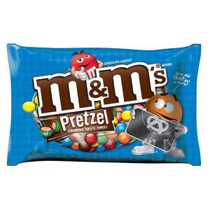 Milk Chocolate Pretzel M&M's 185pc