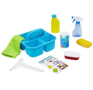 Spray, Squirt & Squeegee Cleaning Playset 9pc