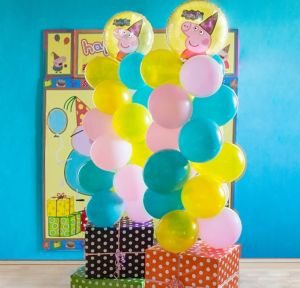 Peppa Pig Balloon Column Kit