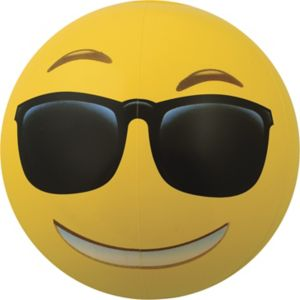 Sunglasses Smiley Beach Ball