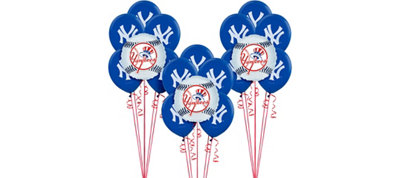 New York Yankees Balloon Kit