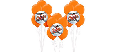 Baltimore Orioles Balloon Kit