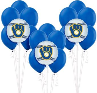 Milwaukee Brewers Balloon Kit
