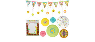 Fisher Price Decorations Shower Kit