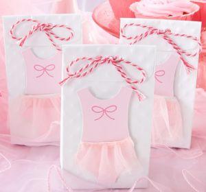 Tutu Cute Ballerina Favor Bags 24ct