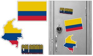 Colombian Magnets 3pc