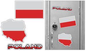 Polish Magnets 3pc