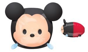 Mickey Mouse Tsum Tsum Balloon