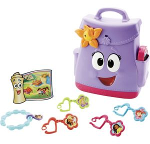 Dora and Friends Backpack Adventure Playset 8pc