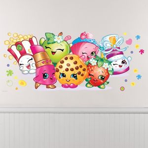 Giant Shopkins Wall Decal
