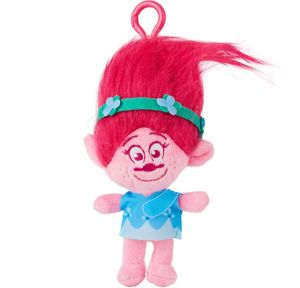 Clip-On Poppy Plush - Trolls