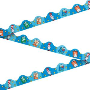 Dr. Seuss Board Borders 12ct
