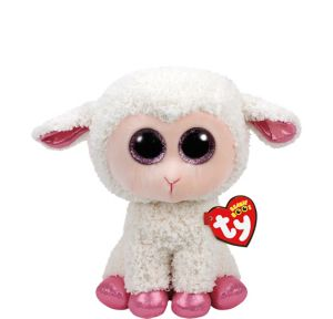 Twinkle Beanie Boo Lamb Plush