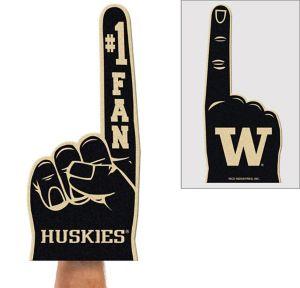 Washington Huskies Foam Finger