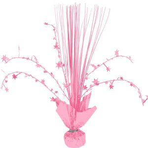 Pink Spray Centerpiece