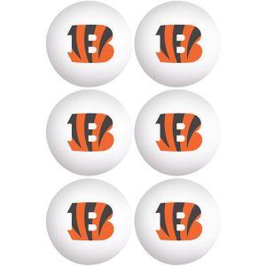 Cincinnati Bengals Pong Balls 6ct
