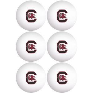 South Carolina Gamecocks Pong Balls 6ct