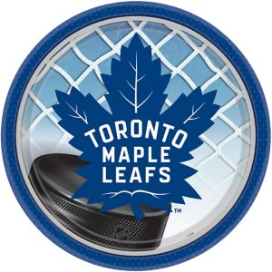 Toronto Maple Leafs Lunch Plates 8ct