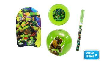 Teenage Mutant Ninja Turtles Basic Summer Toys Kit