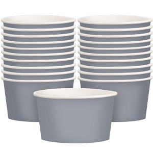 Silver Treat Cups 20ct