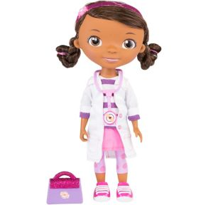 Doc McStuffins My Friend Doc Physician Doll
