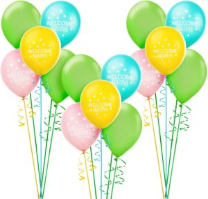 Fisher Price Baby Shower Balloon Kit 30ct