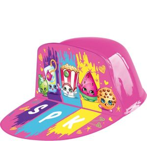 Shopkins Plastic Hat