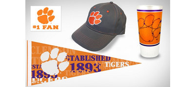 Clemson Tigers Collegiate Care Package