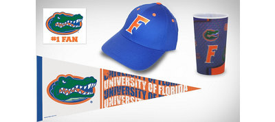 Florida Gators Collegiate Care Package