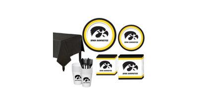 Iowa Hawkeyes Basic Fan Kit