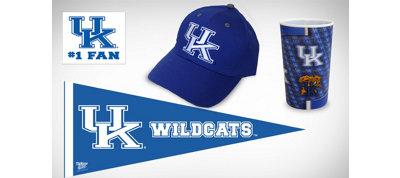 Kentucky Wildcats Collegiate Care Package