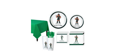 Michigan State Spartans Basic Fan Kit