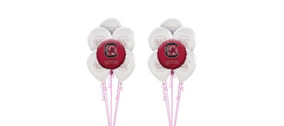 South Carolina Gamecocks Balloon Kit