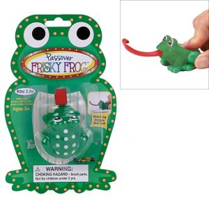 Passover Frog Toy